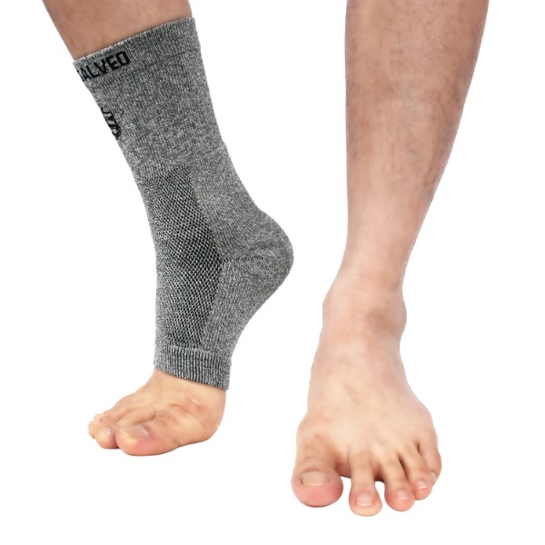 63fda8391b Bamboo Charcoal and Germanium Ankle Sleeve | Encompass Health Clinic