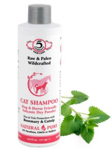 Cat Shampoo 6oz